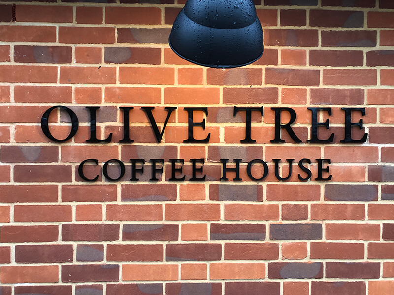 Olive Tree Coffee House – Away Day May 2019