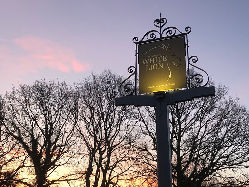 The Wheatacre White Lion – Winter Joint Meeting 2019